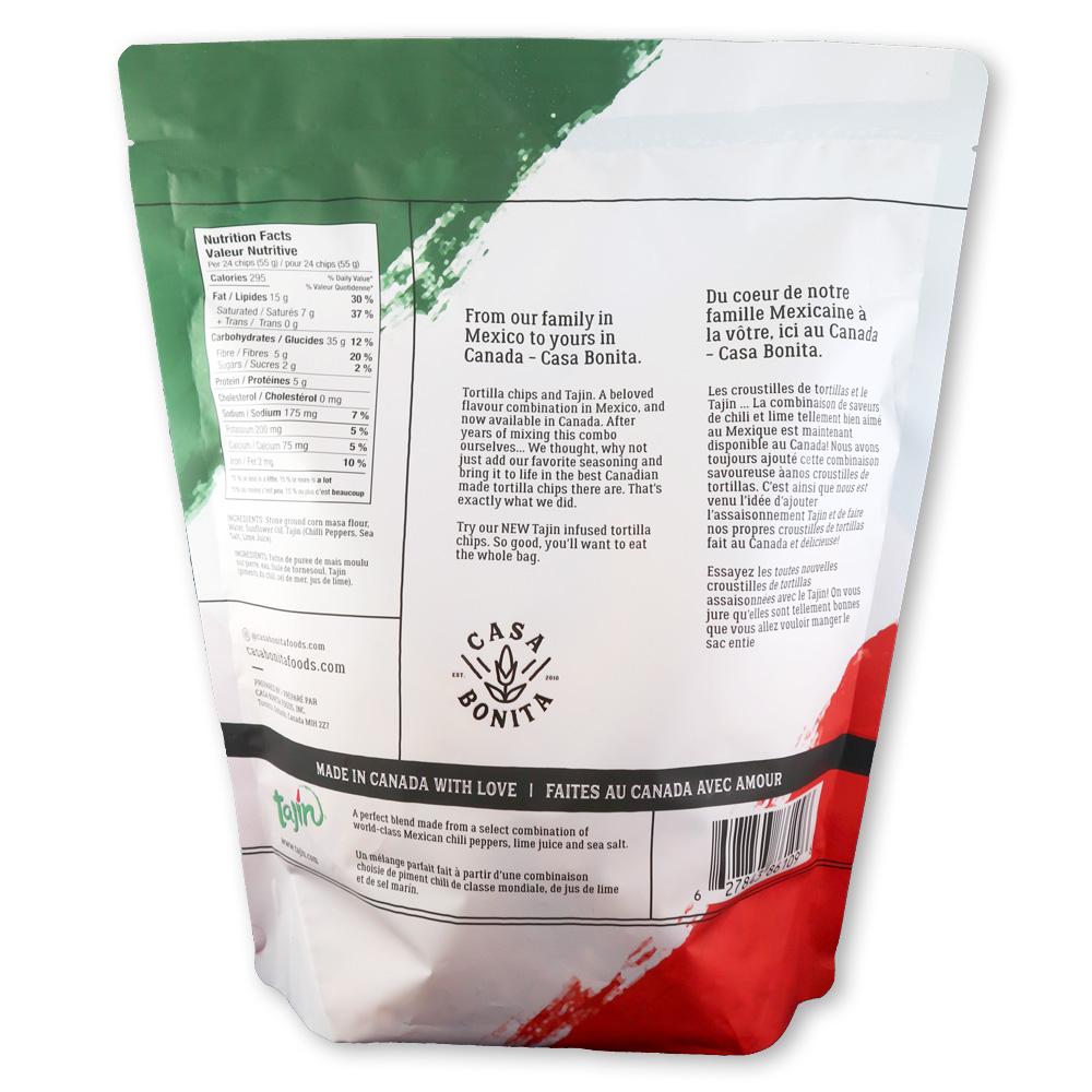 Tajin Tortilla Chips NFT